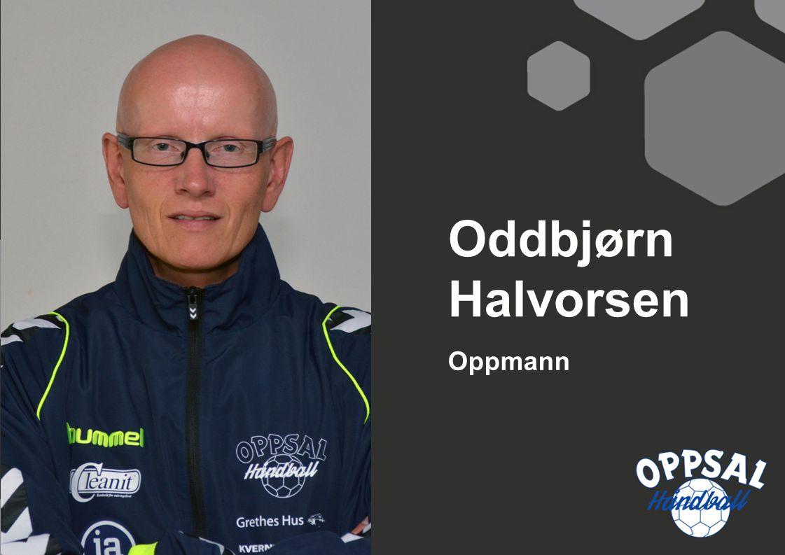Oddbjørn Halvorsen Oppmann