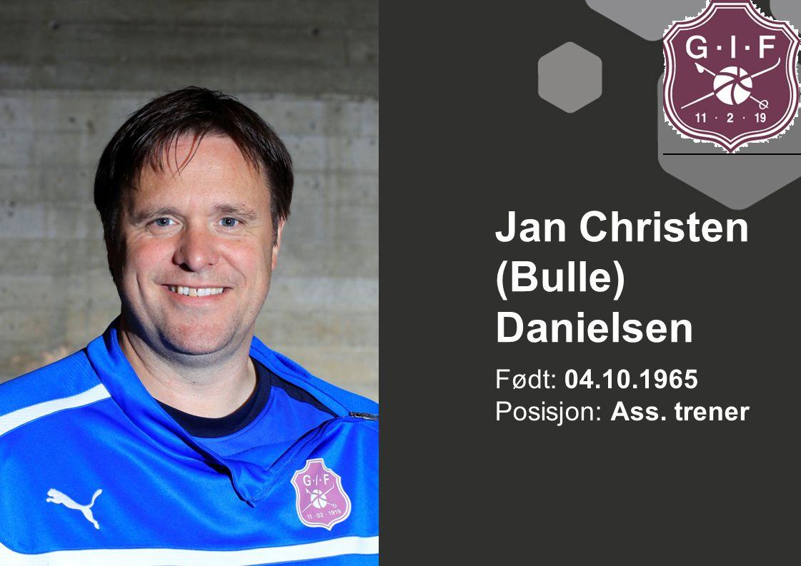 Jan Christen (Bulle) Danielsen