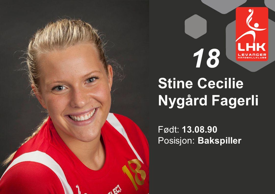 Stine Cecilie Nygård Fagerli