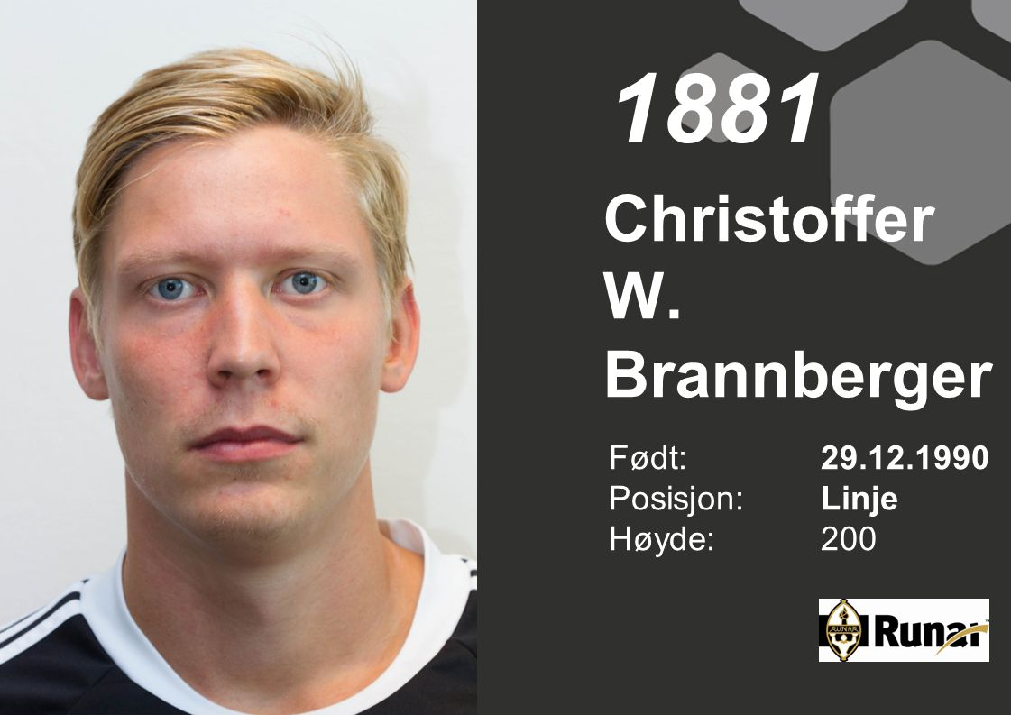 Christoffer W. Brannberger
