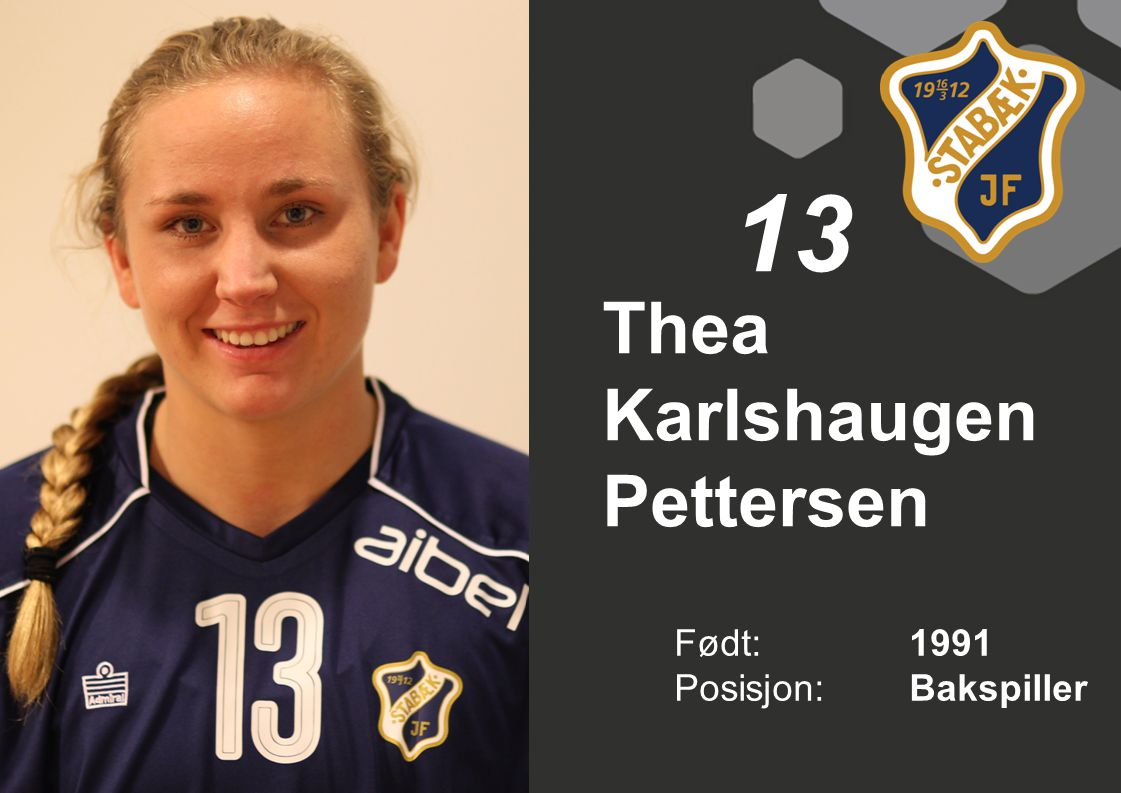 Thea Karlshaugen Pettersen
