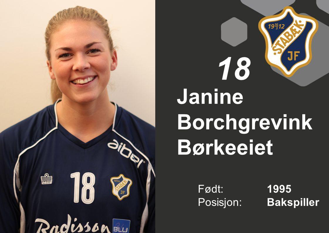 Janine Borchgrevink Børkeeiet