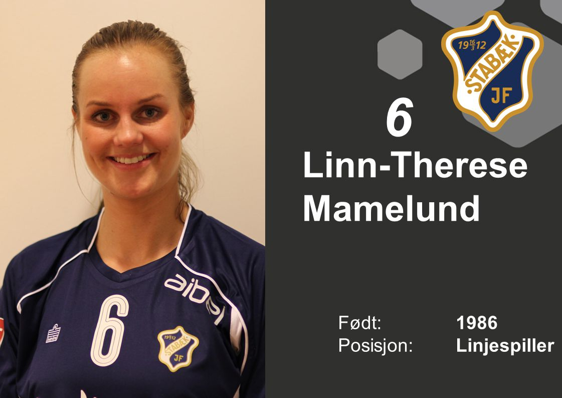 Linn-Therese Mamelund
