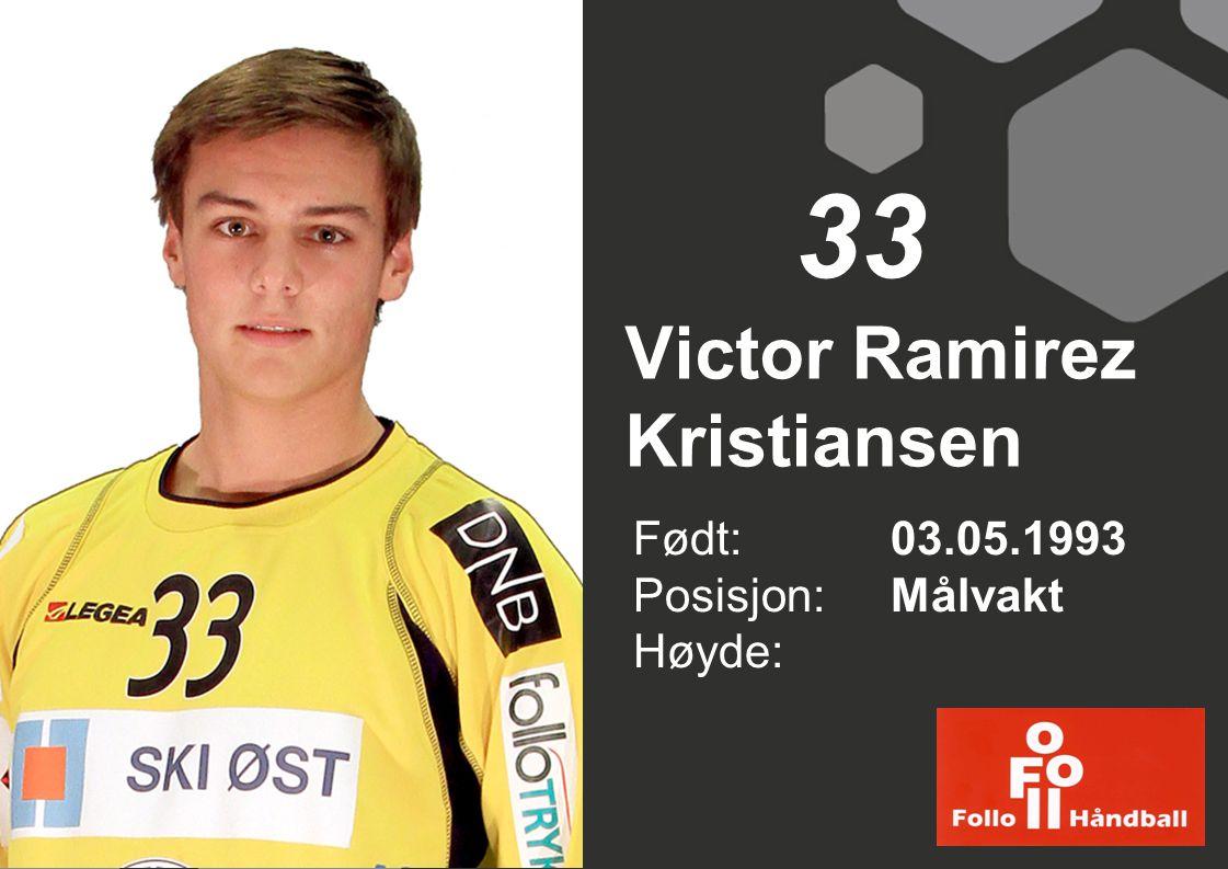 Victor Ramirez Kristiansen