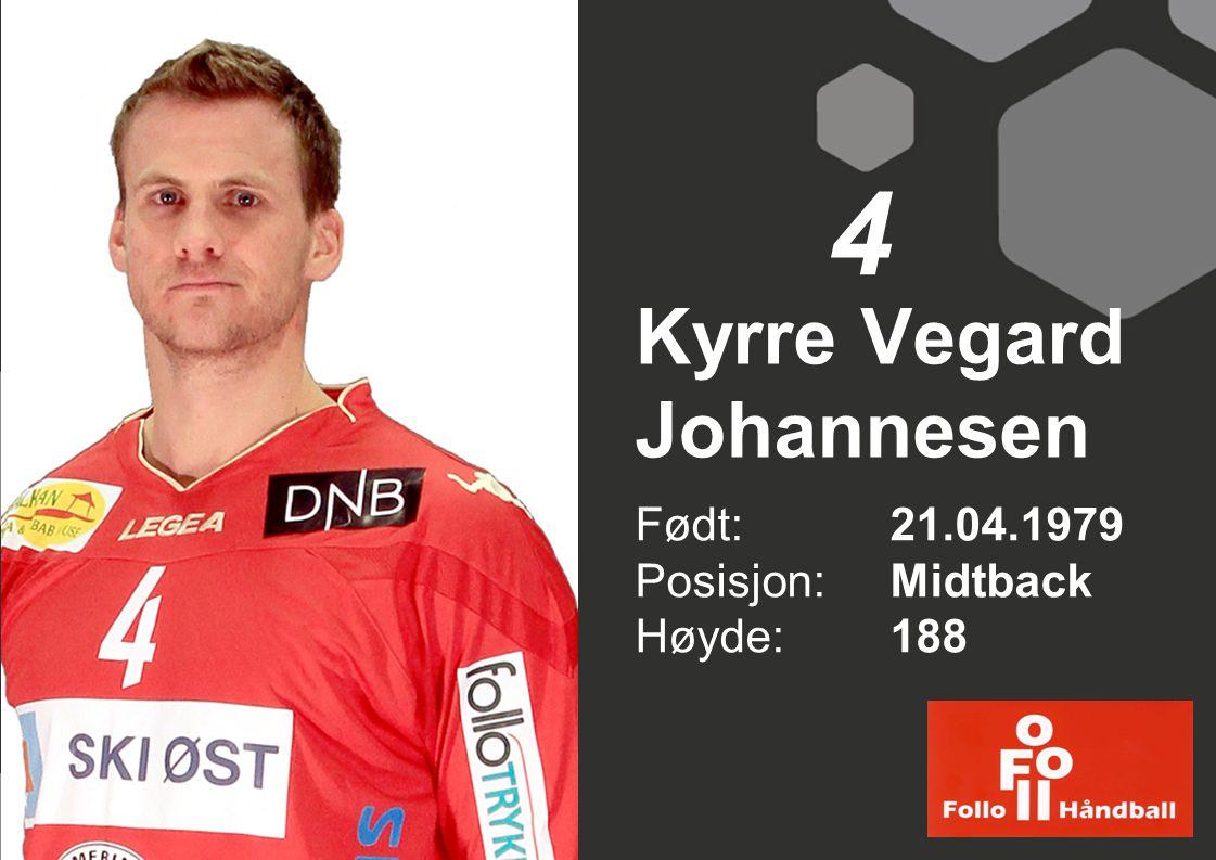 Kyrre Vegard Johannesen