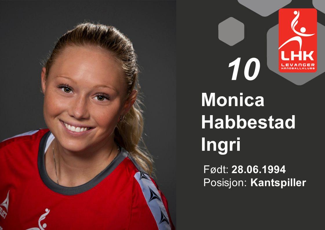 Monica Habbestad Ingri