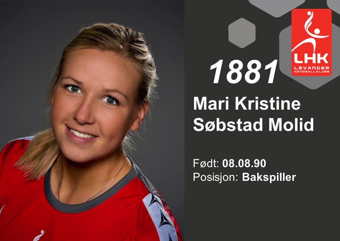 Mari Kristine Søbstad Molid