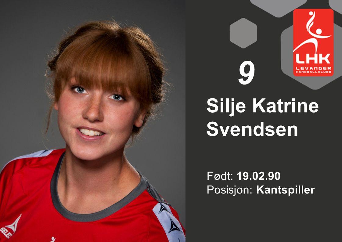 Silje Katrine Svendsen