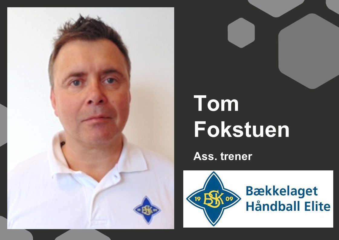 Tom Fokstuen Ass. trener