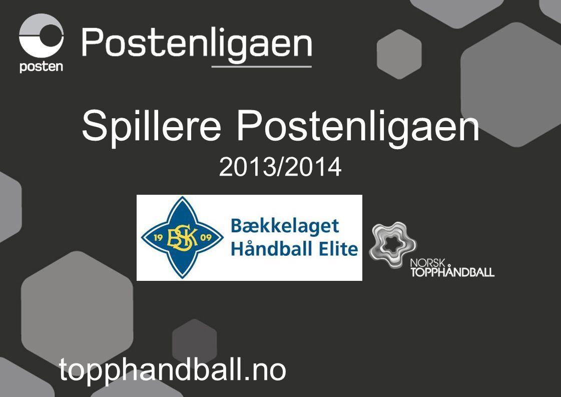 Spillere Postenligaen 2013/2014