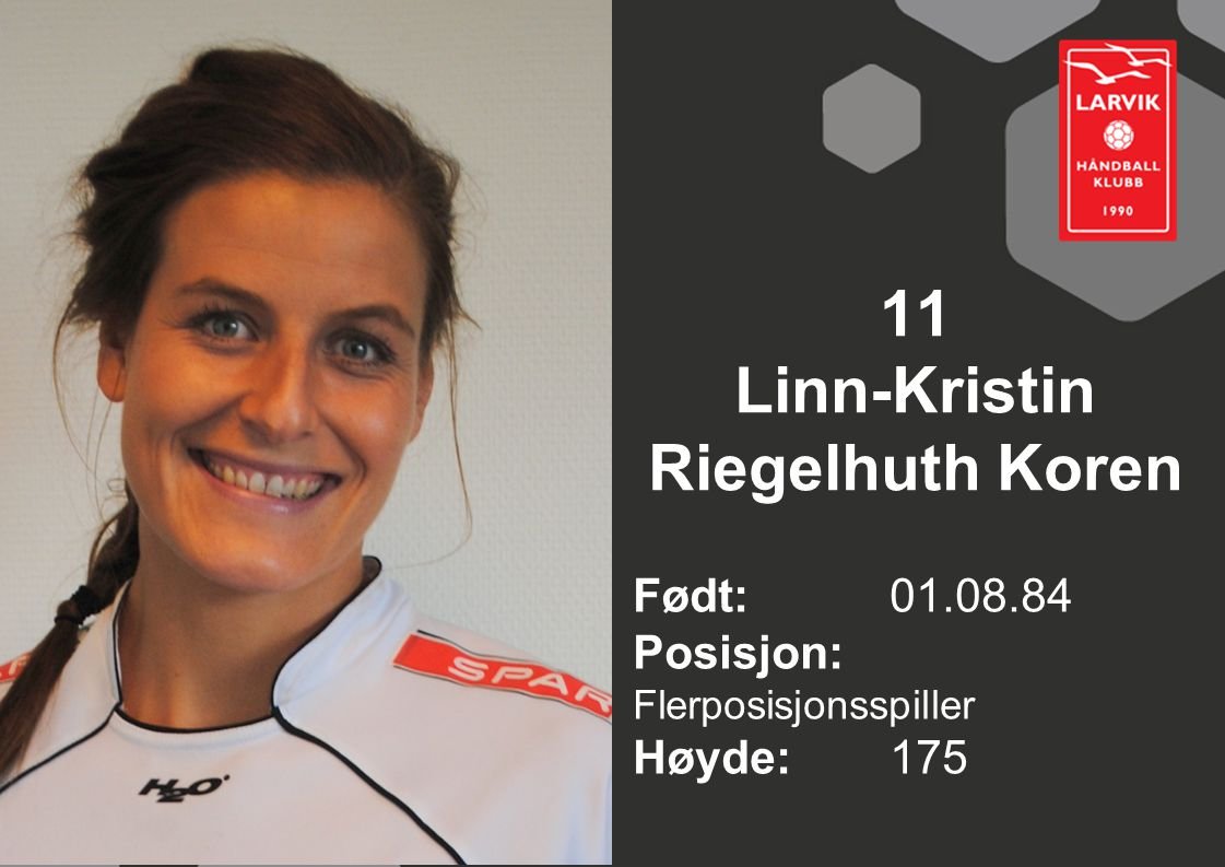 11 Linn-Kristin Riegelhuth Koren