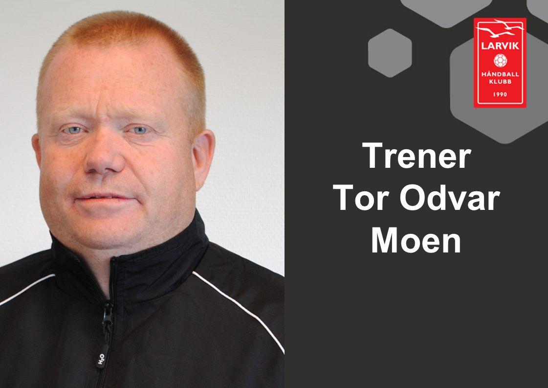 Trener Tor Odvar Moen