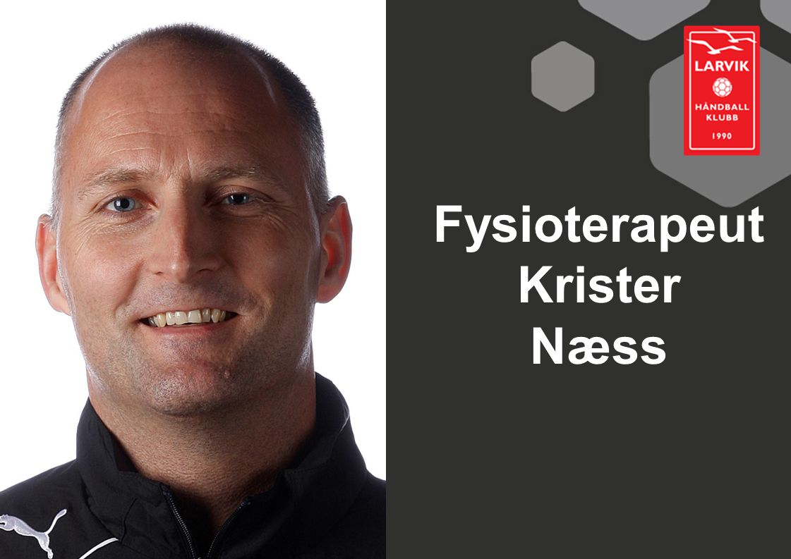 Fysioterapeut Krister Næss