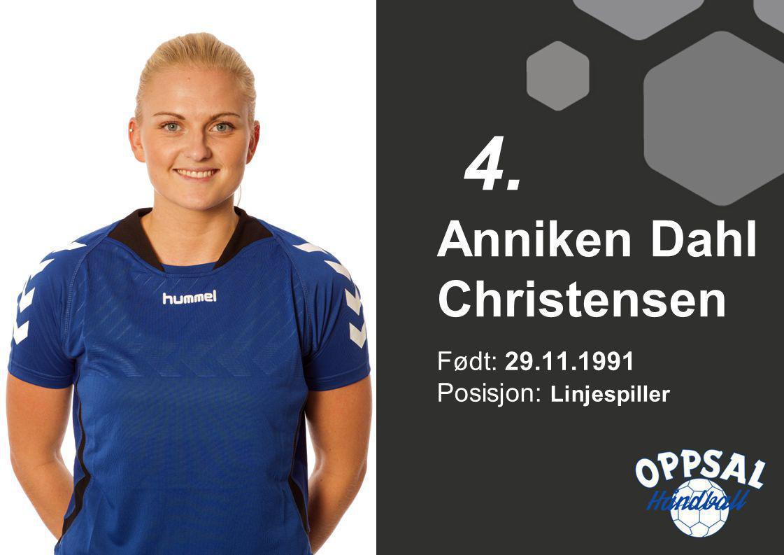 Anniken Dahl Christensen