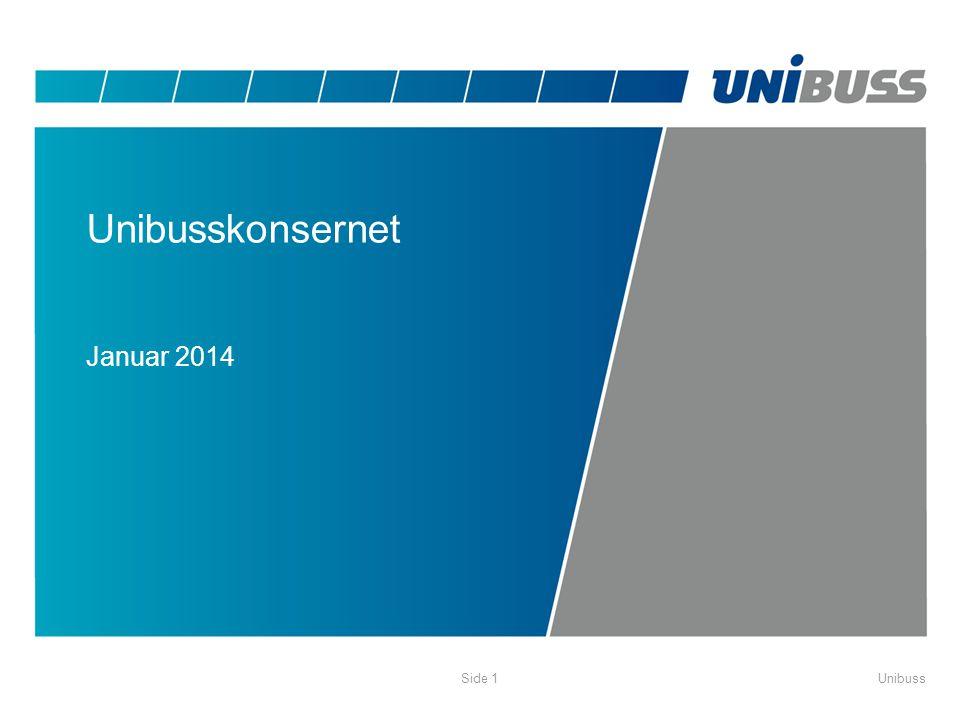 Unibusskonsernet Januar 2014 Unibuss