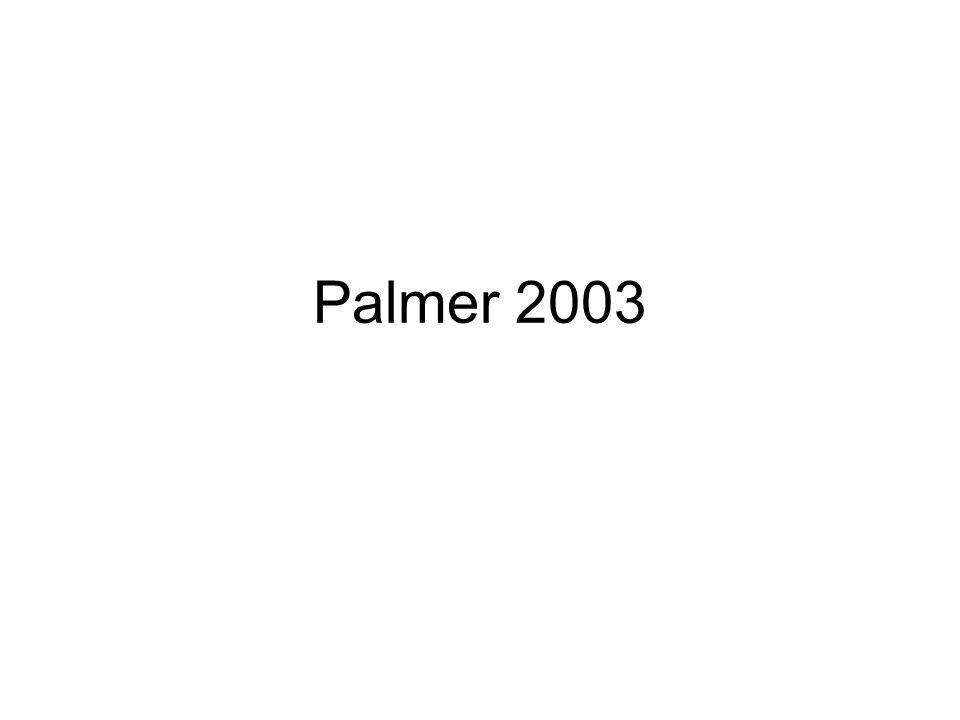 Palmer 2003