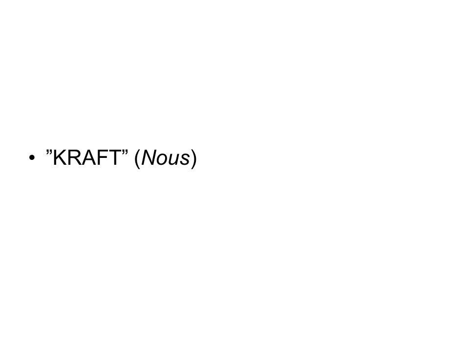 KRAFT (Nous)