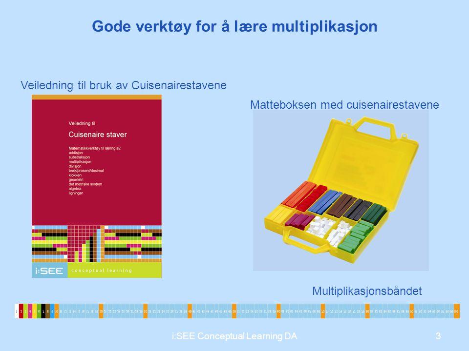 Gode verktøy for å lære multiplikasjon