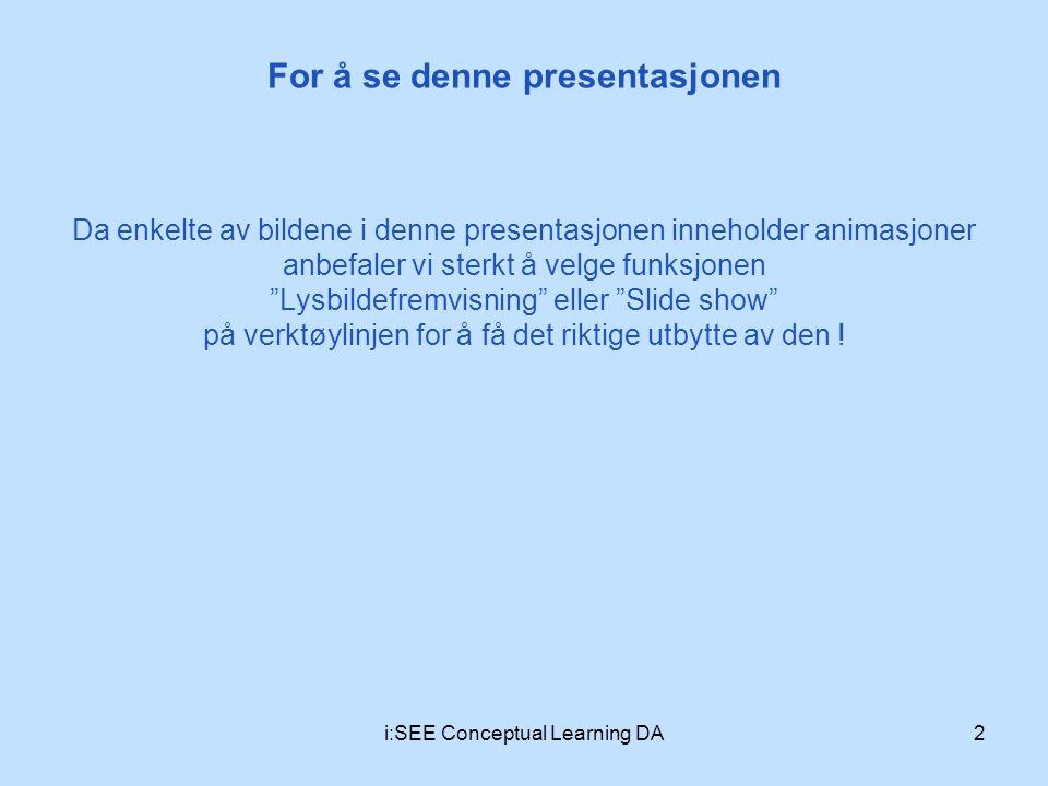 For å se denne presentasjonen