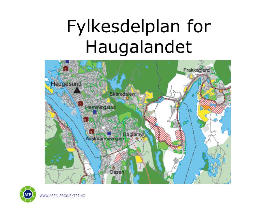 Fylkesdelplan for Haugalandet