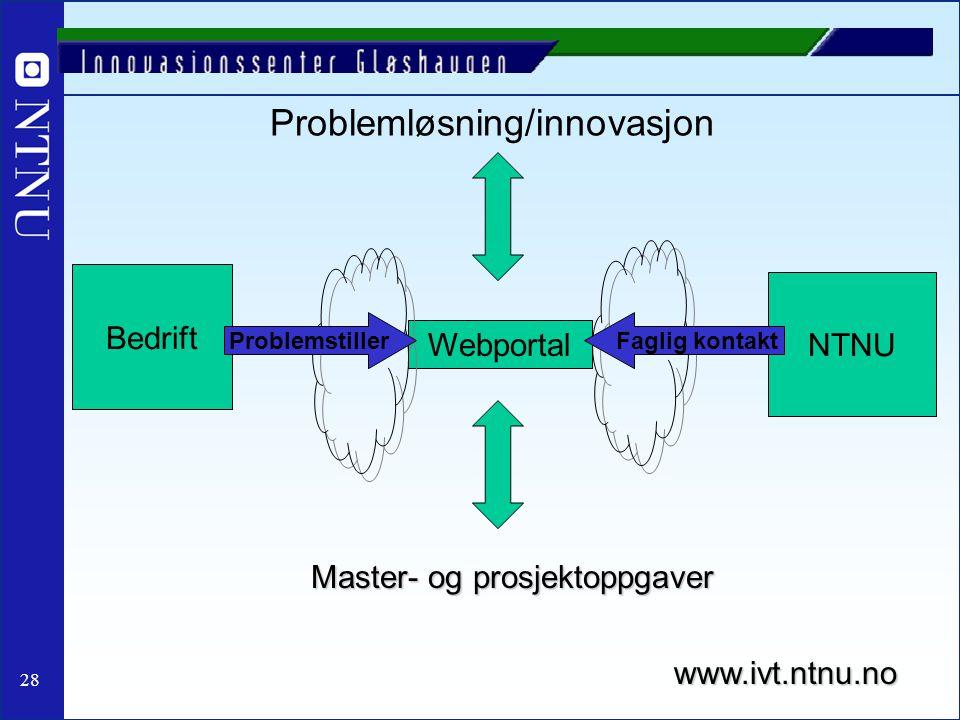 Problemløsning/innovasjon