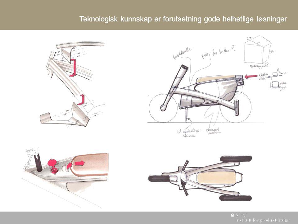 Teknologisk kunnskap er forutsetning gode helhetlige løsninger