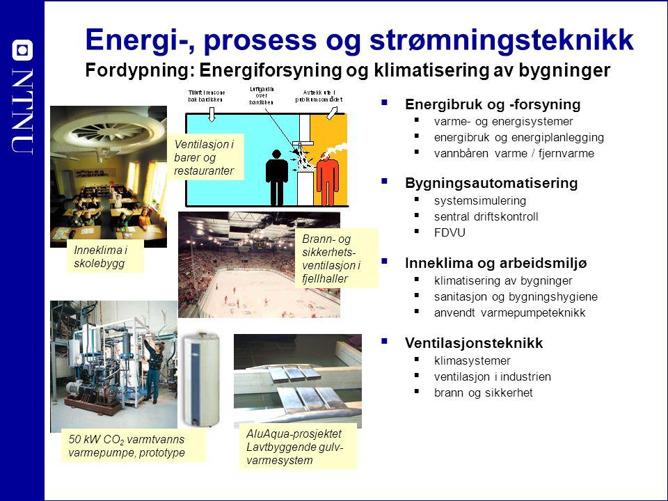 Energi-, prosess og strømningsteknikk