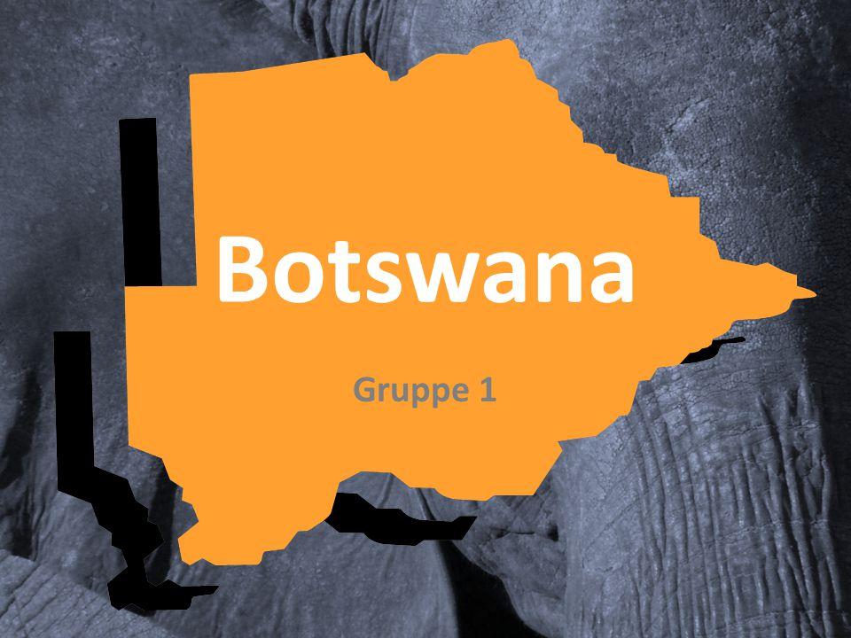 Botswana Gruppe 1