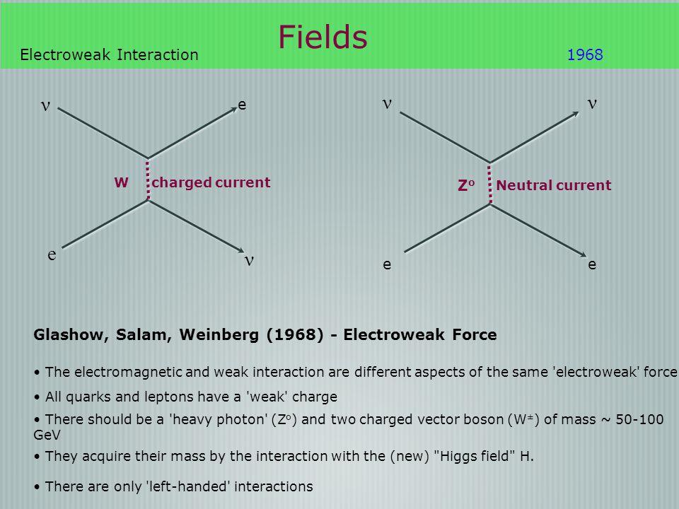 Electroweak Interaction