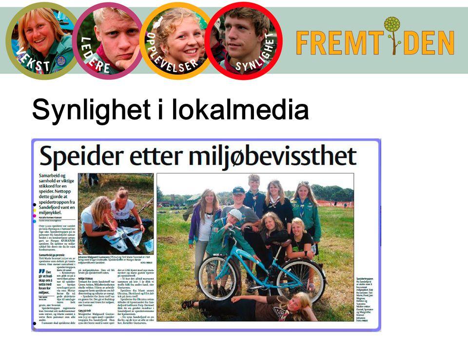 Synlighet i lokalmedia