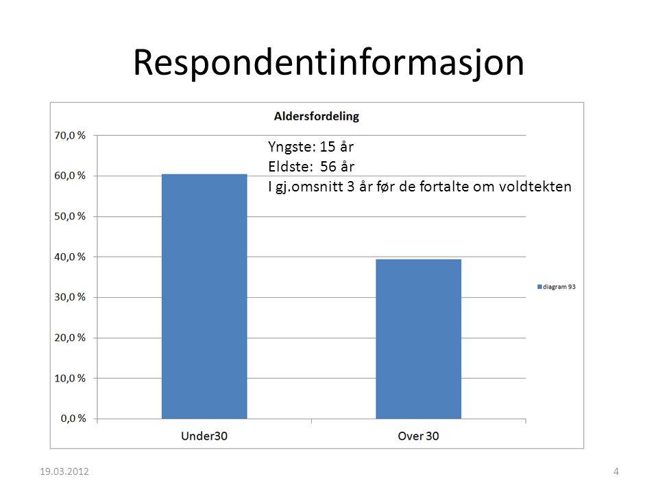Respondentinformasjon