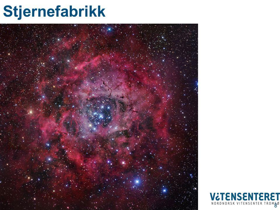 Stjernefabrikk Rosettetåka