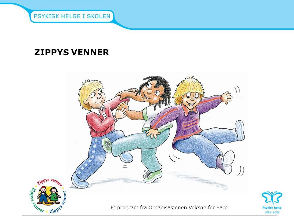 Opplæringsprogram for barn mellom 6-8 år. Fokus mestring