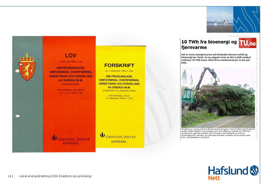 Lokal energiutredning 2006 Skedsmo og Lørenskog