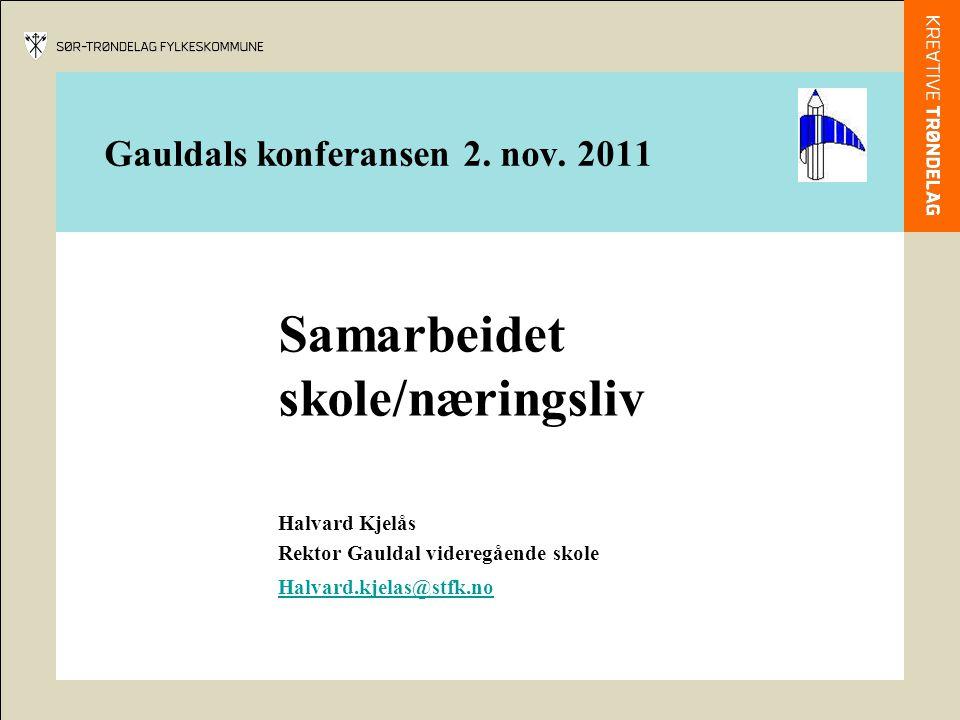 Gauldals konferansen 2. nov. 2011