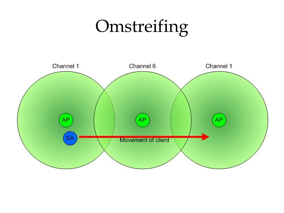 Omstreifing