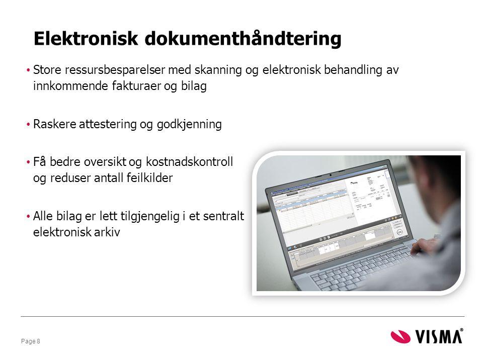 Elektronisk dokumenthåndtering