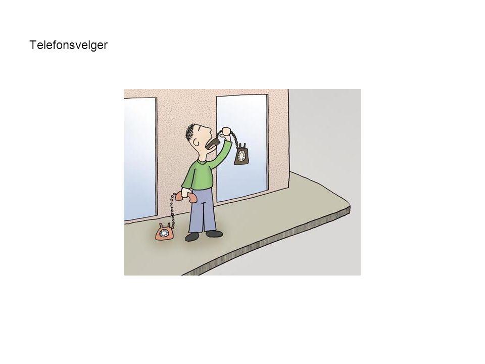 Telefonsvelger