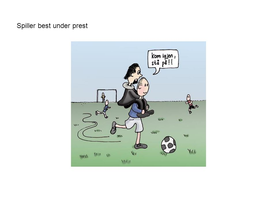 Spiller best under prest