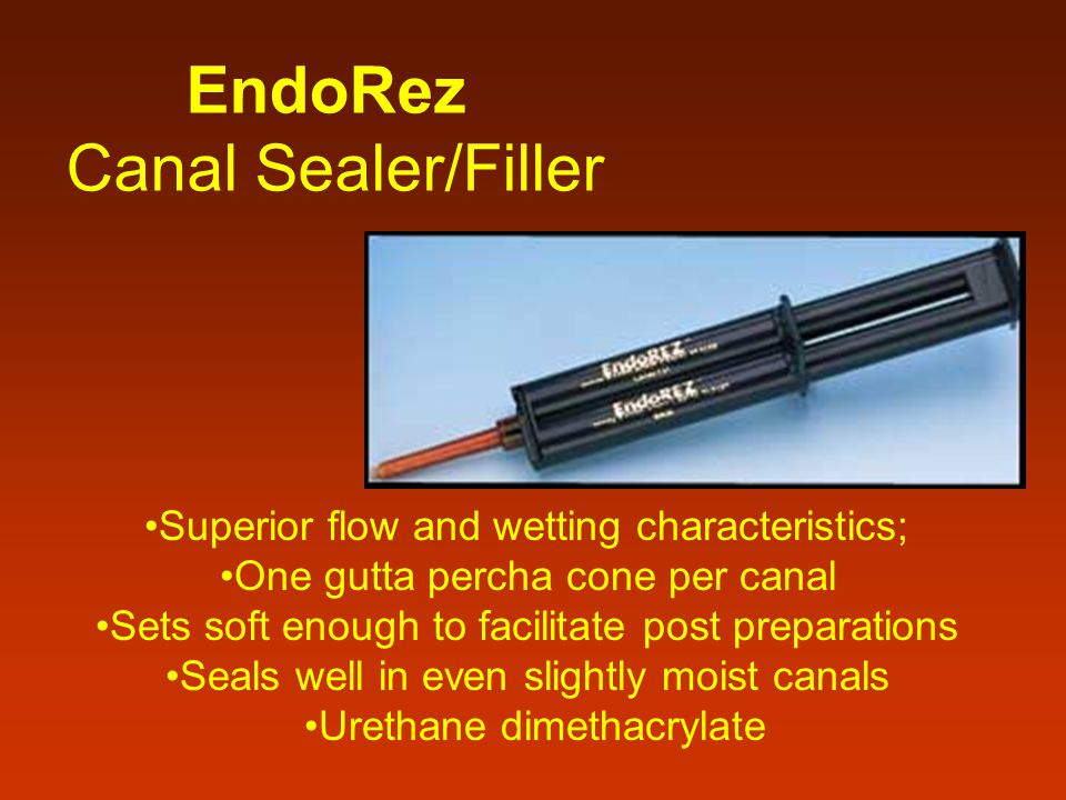 EndoRez Canal Sealer/Filler