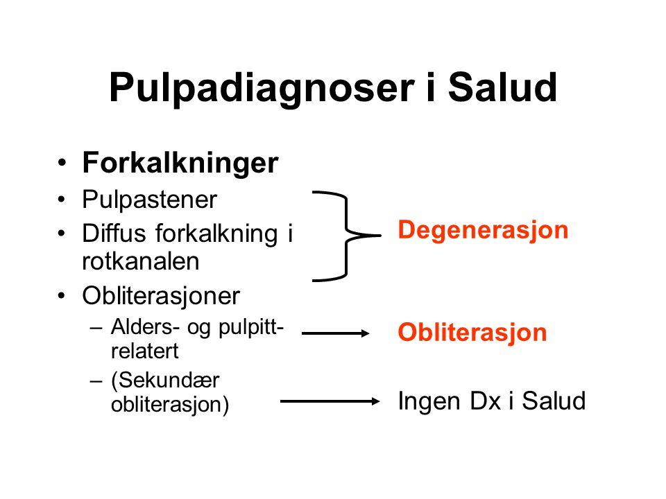 Pulpadiagnoser i Salud