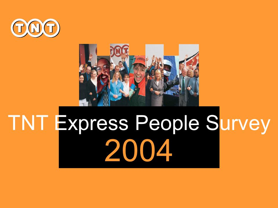 TNT Express People Survey