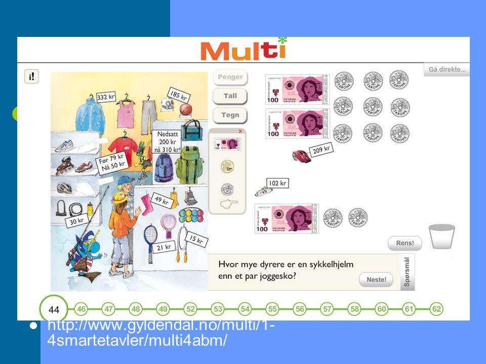 http://www.gyldendal.no/multi/1-4smartetavler/multi4abm/