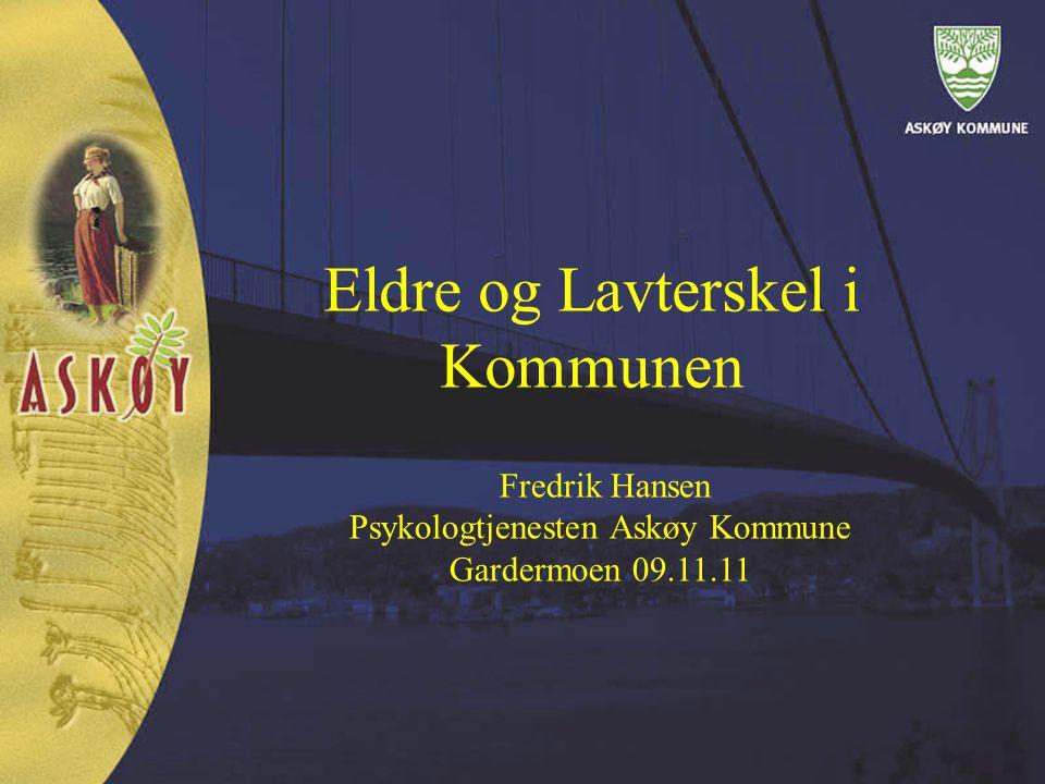 Eldre og Lavterskel i Kommunen