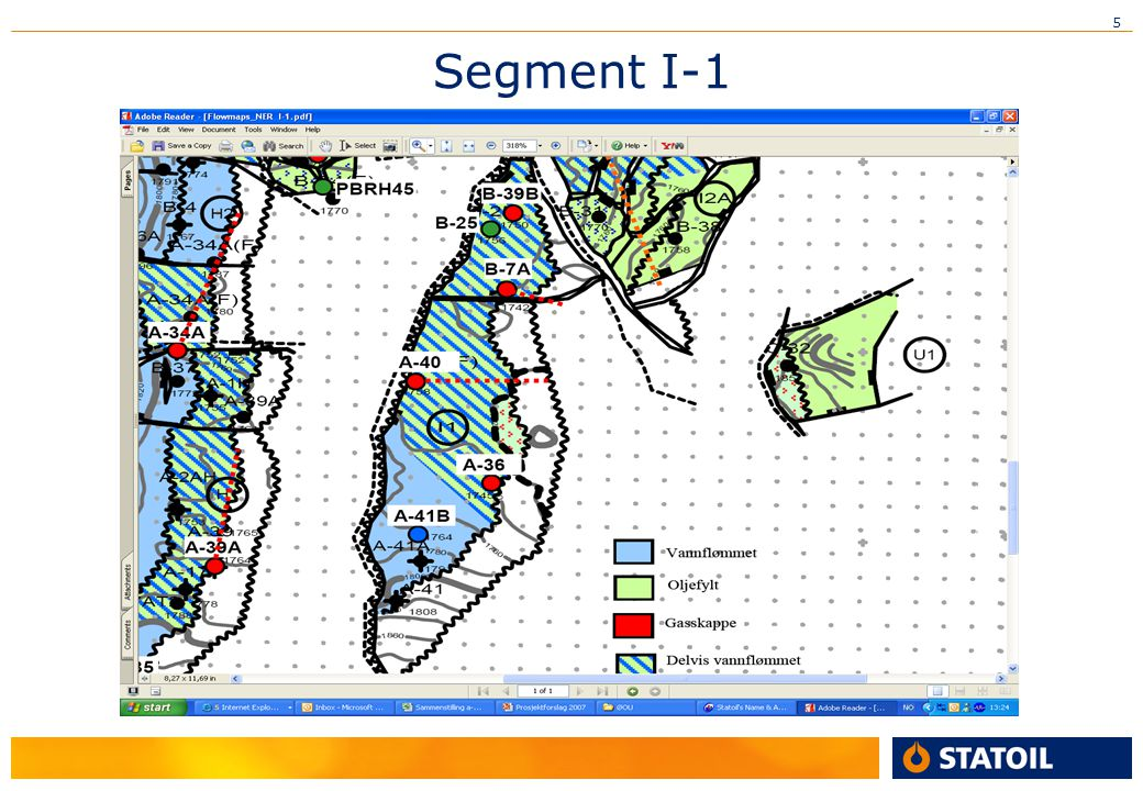 Segment I-1