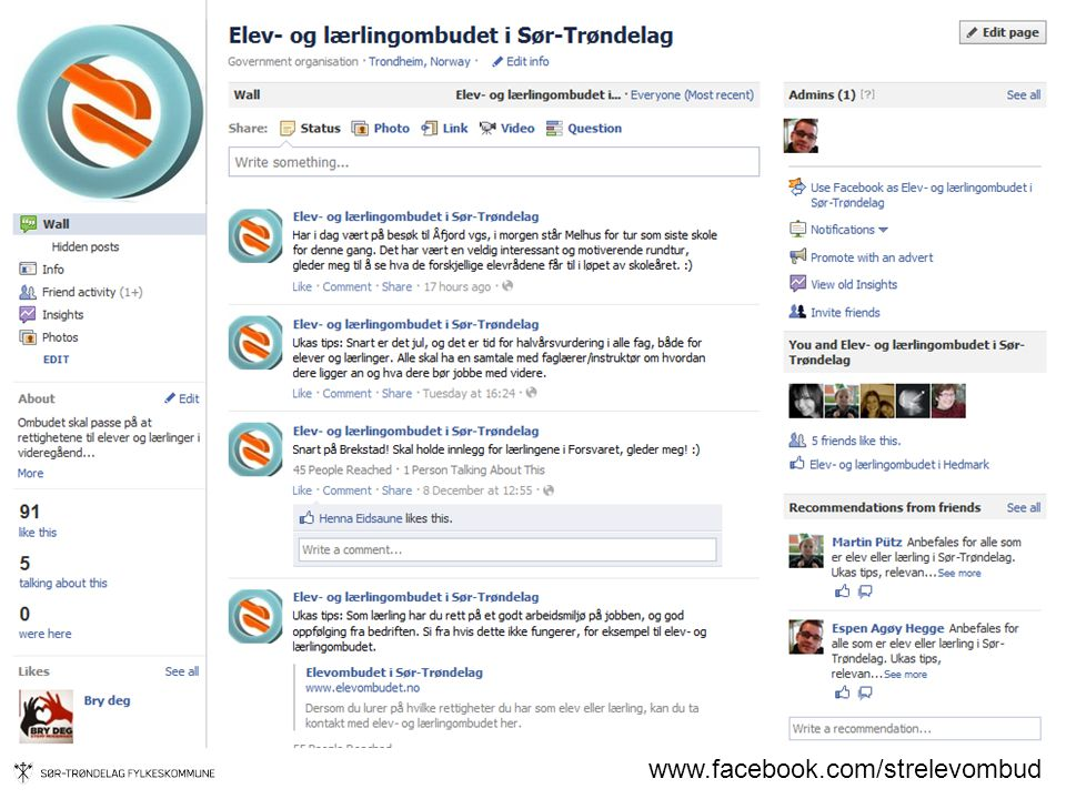 www.facebook.com/strelevombud