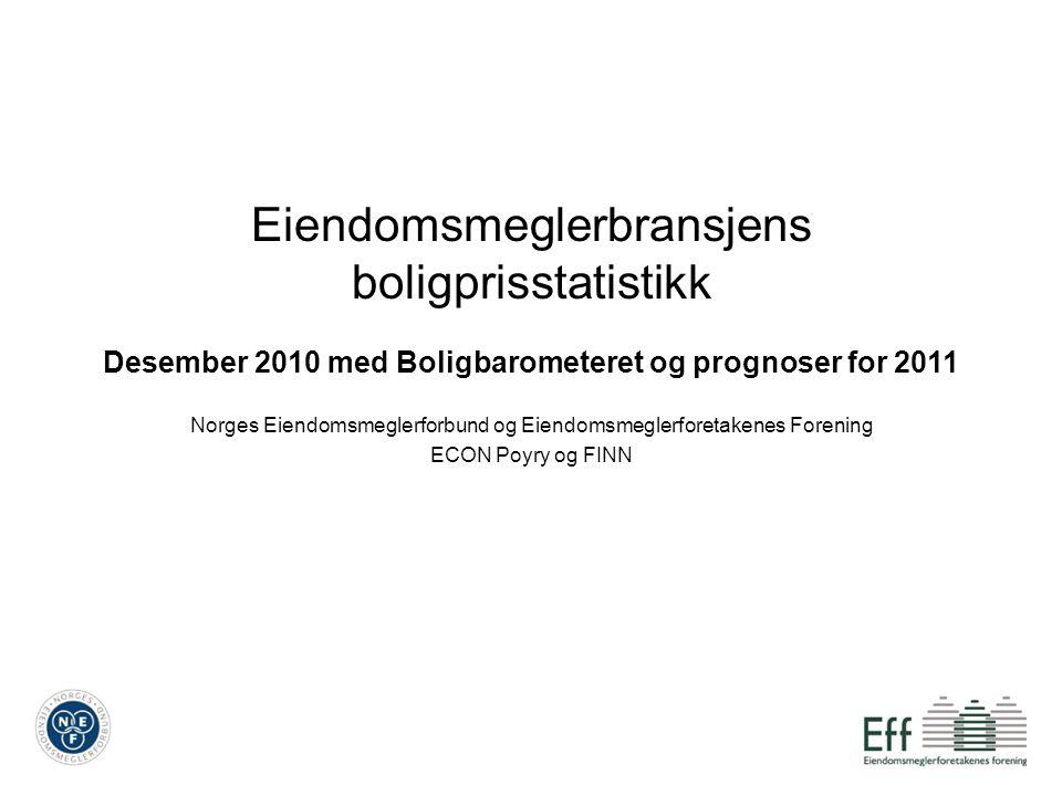 Norges Eiendomsmeglerforbund og Eiendomsmeglerforetakenes Forening