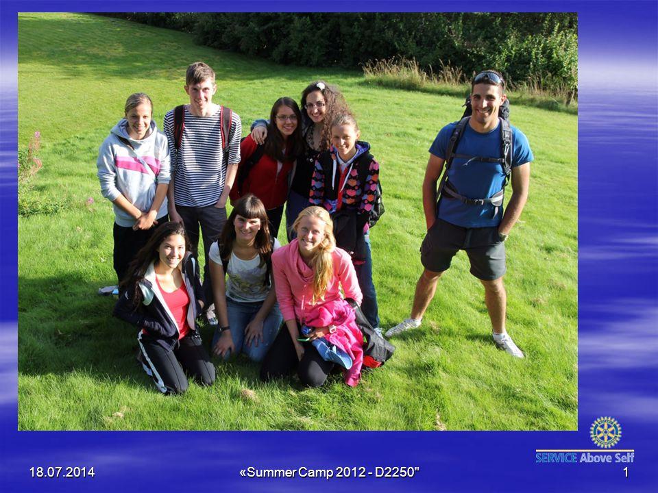 04.04.2017 «Summer Camp 2012 - D2250