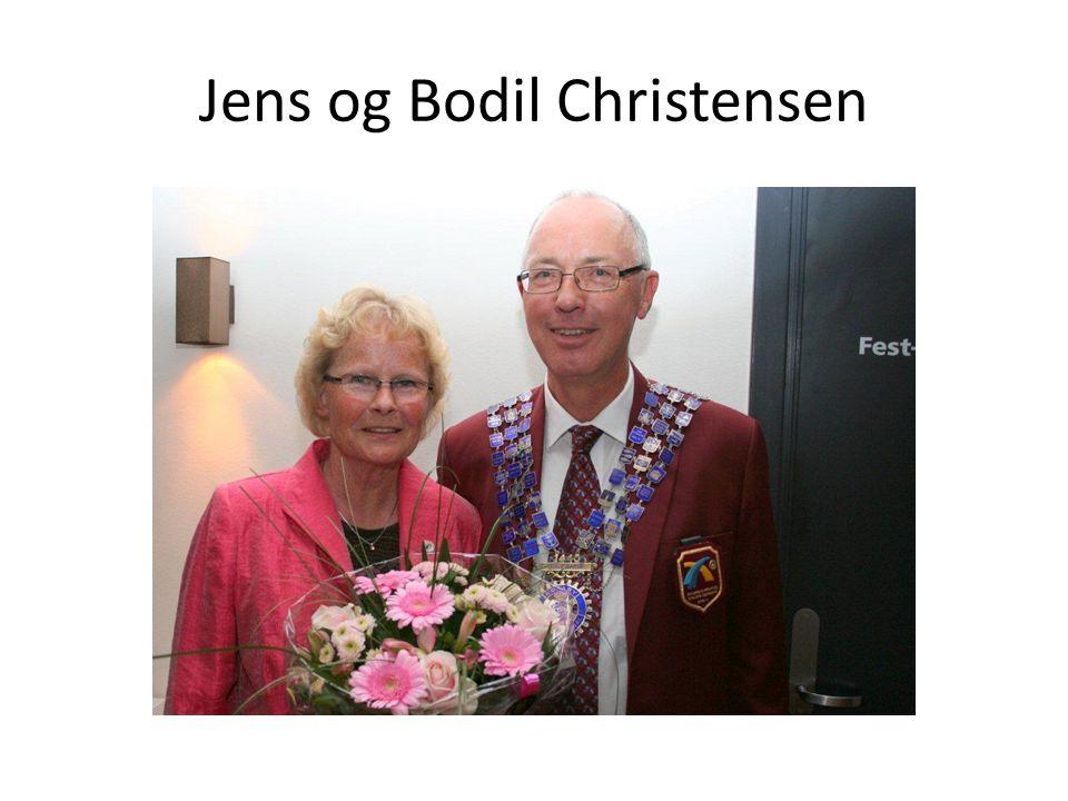 Jens og Bodil Christensen