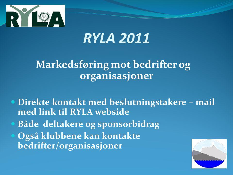 Markedsføring mot bedrifter og organisasjoner